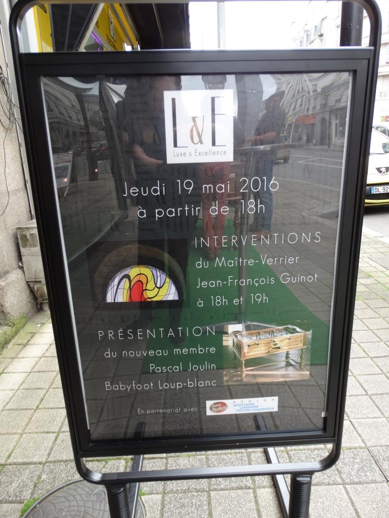 0daea5483515a3 Baby foot Loup Blanc rejoint le réseau Luxe   Excellence !